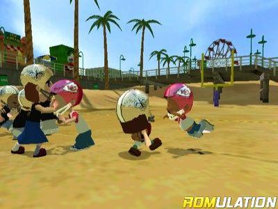 Backyard Football (USA) Nintendo GameCube / NGC ISO ...