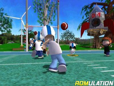 Backyard Football Usa Nintendo Gamecube Ngc Iso