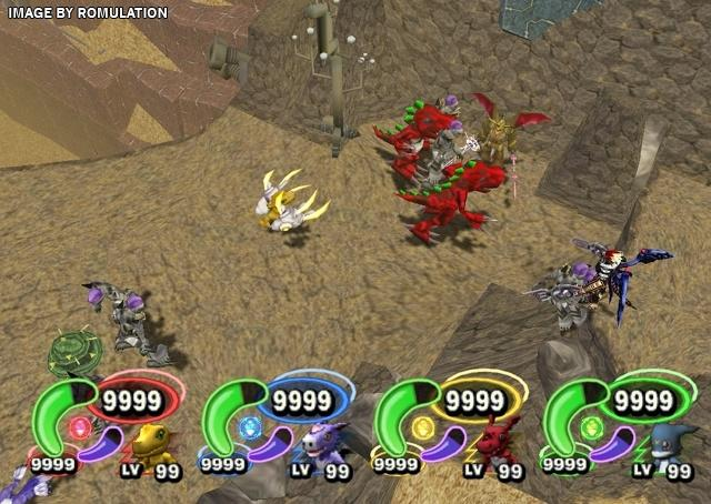Digimon all-star rumble full game free pc, download, play. Digimon.