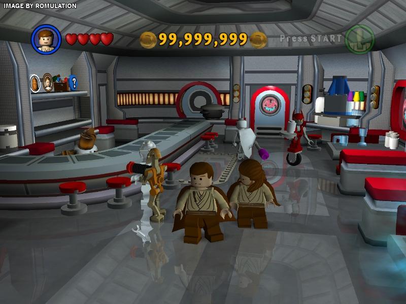 Lego Star Wars Usa Nintendo Gamecube Ngc Iso Download Romulation