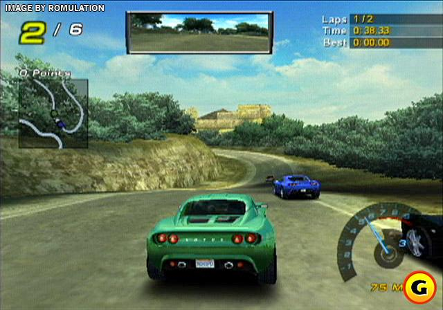 Need For Speed Hot Pursuit 2 Usa Nintendo Gamecube Ngc Iso