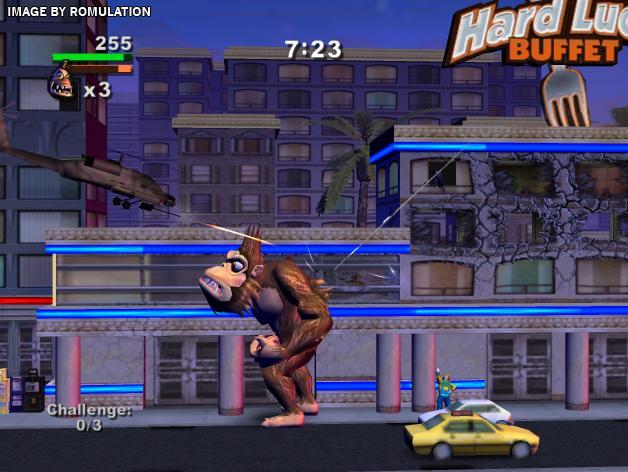 Rampage Total Destruction Usa Nintendo Gamecube Ngc Iso