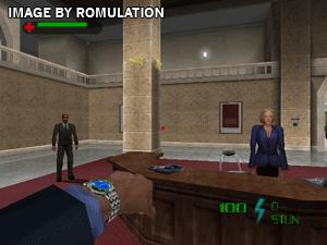 007 - The World is Not Enough for N64 screenshot