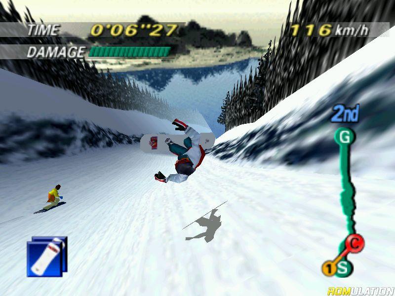 descargar 1080 snowboarding rom n64 games
