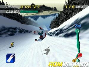 1080 Snowboarding for N64 screenshot