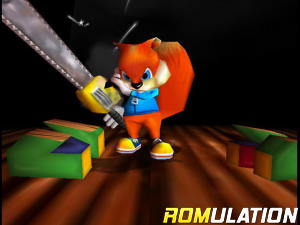 Conker's Bad Fur Day for N64 screenshot