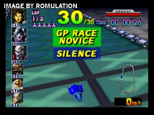 F-ZERO X for N64 screenshot
