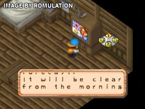 Harvest Moon 64 for N64 screenshot