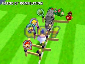 Mario Party 2 for N64 screenshot