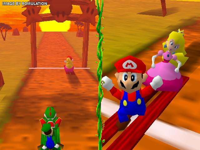 Mario Party (USA) N64 / Nintendo 64 ROM Download | RomUlation