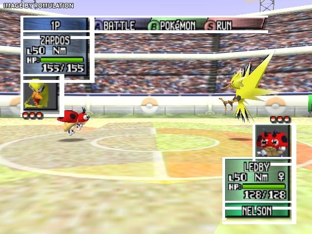 Pokemon Stadium 2 Usa N64 Nintendo 64 Rom Download Romulation