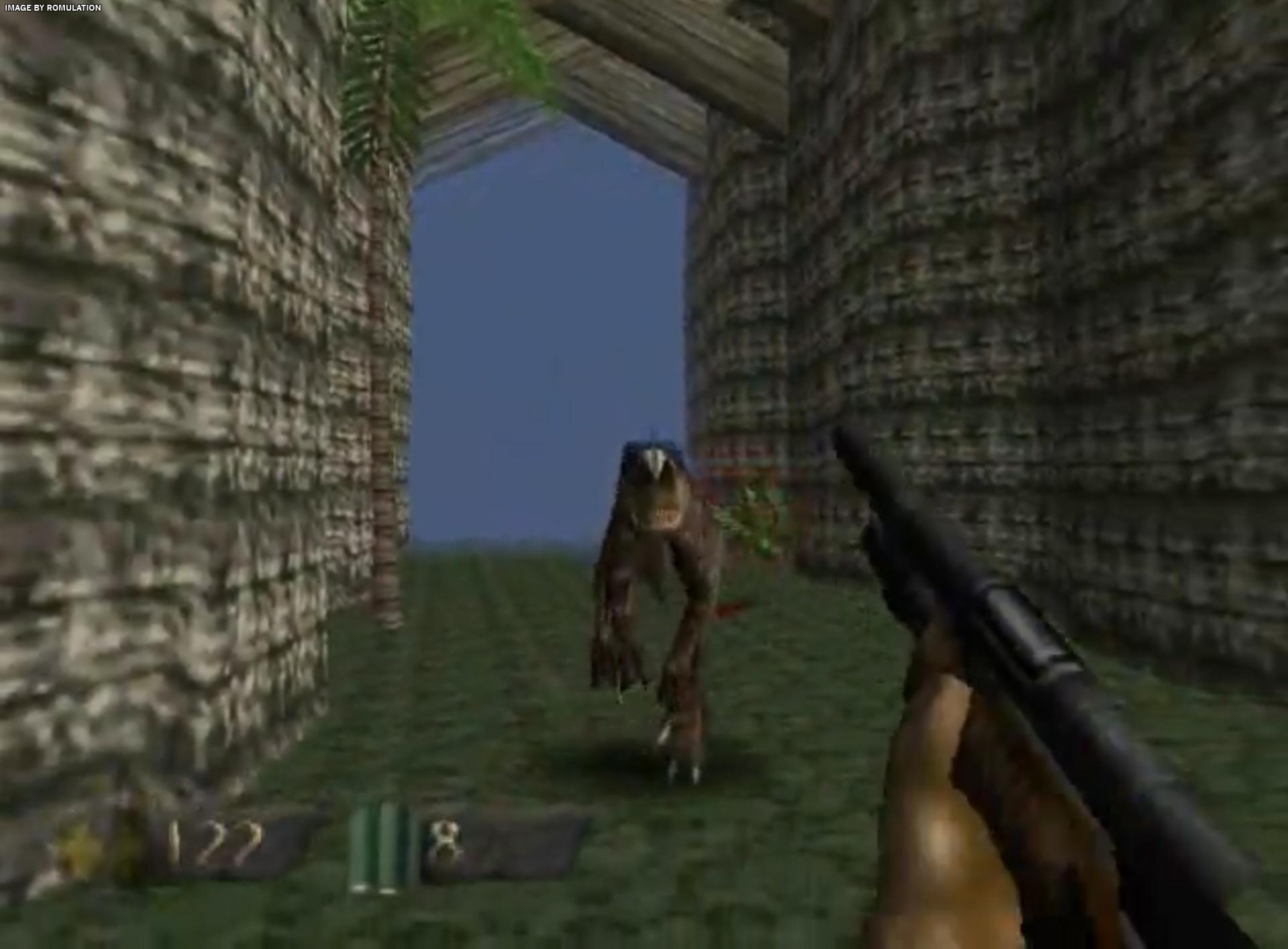 Turok Dinosaur Hunter Usa N64 Nintendo 64 Rom Download
