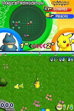 Pokemon Dash Europe Nds Nintendo Ds Rom Download