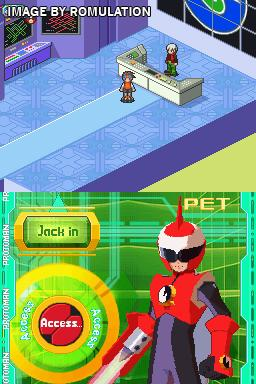 megaman battle network 5 double team ds action replay