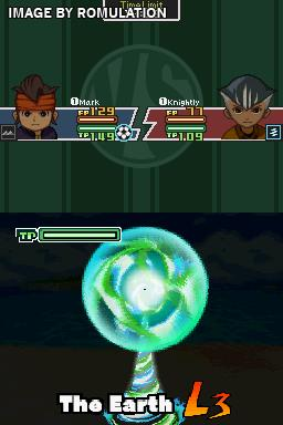 Inazuma Eleven 2 - Firestorm for NDS screenshot