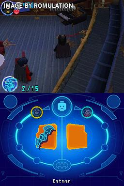 LEGO Batman 2 - DC Super Heroes for NDS screenshot
