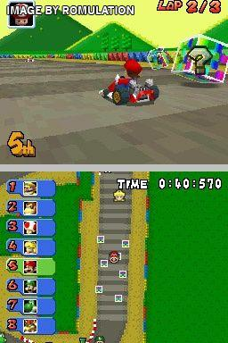 Mario Kart DS  for NDS screenshot
