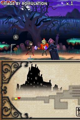 Hotel Transylvania for NDS screenshot