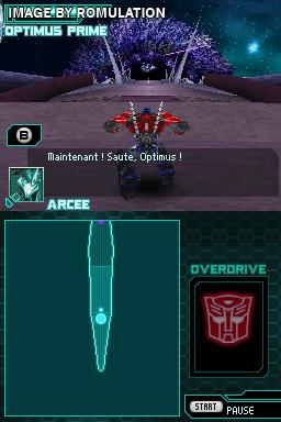s1ae8133cc3f1f9c28b825df01b864683 Transformers Prime: The Game [Multi][Nds][UL]