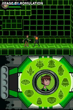 Ben 10 Omniverse for NDS screenshot