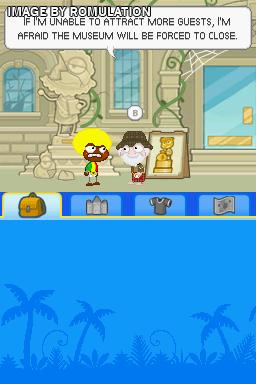Poptropica Adventures for NDS screenshot