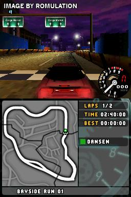 Need for Speed - Underground 2  for NDS screenshot