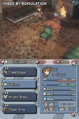 Final Fantasy Crystal Chronicles - Ring of Fates  for NDS screenshot