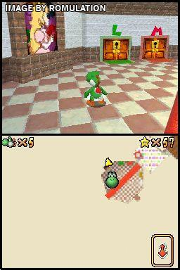 Super Mario 64 DS  for NDS screenshot
