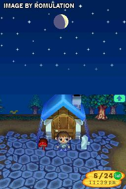 Animal Crossing - Wild World  for NDS screenshot
