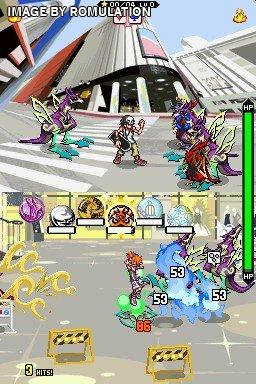 World Ends With You, The  for NDS screenshot