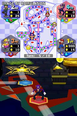 mario party rom nds