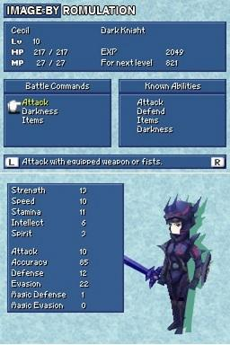 final fantasy iv usa nds nintendo ds rom download