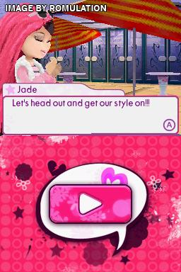 Bratz - Fashion Boutique for NDS screenshot