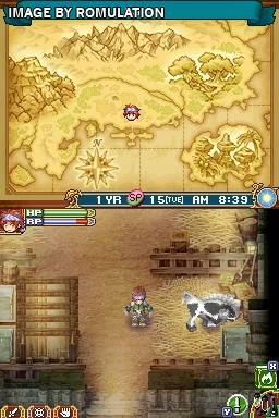Rune Factory 2 - A Fantasy Harvest Moon (USA) NDS / Nintendo