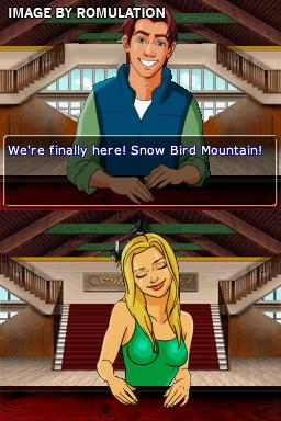 Sprung - The Dating Game ROM Download for NDS
