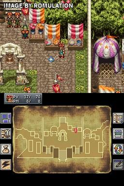 Chrono Trigger  for NDS screenshot