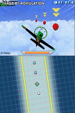 Disney Planes for NDS screenshot
