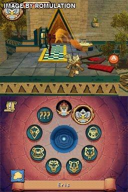 LEGO Legends of Chima - Laval's Journey (Europe) NDS / Nintendo DS