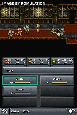 Patch Chrono Trigger Ds Changes