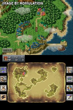 Chrono Trigger (Europe) NDS / Nintendo DS ROM Download