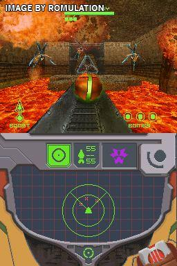Metroid Prime Hunters  for NDS screenshot