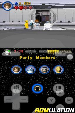 Lego Star Wars Ii The Original Trilogy V11 Usa Nds Nintendo