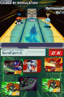 Megaman Star Force 3 - Black Ace (USA) NDS / Nintendo DS ROM