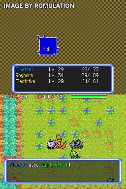 download roms gba gameboy advance pokemon mystery dungeon