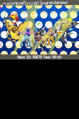 descargar rom pokemon oro ds