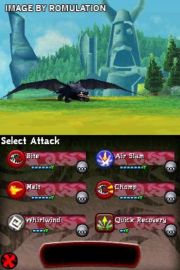 How to Train Your Dragon USA NDS Nintendo DS ROM