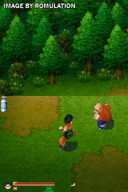 Dragon Ball - Origins 2  for NDS screenshot