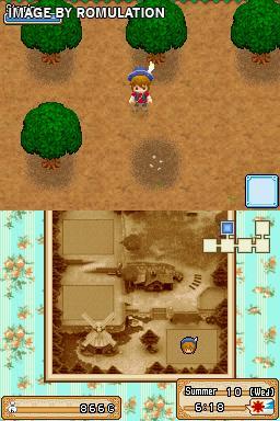Harvest Moon DS - Grand Bazaar (USA) NDS / Nintendo DS ROM