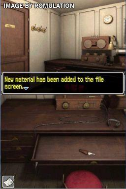 9 Hours 9 Persons 9 Doors for NDS screenshot & 9 Hours 9 Persons 9 Doors (USA) NDS / Nintendo DS ROM \u0026 ISO Download Pezcame.Com
