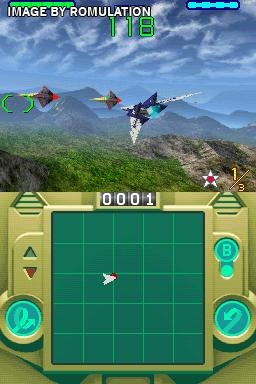 Starfox Command Usa Nds Nintendo Ds Rom Amp Iso Download